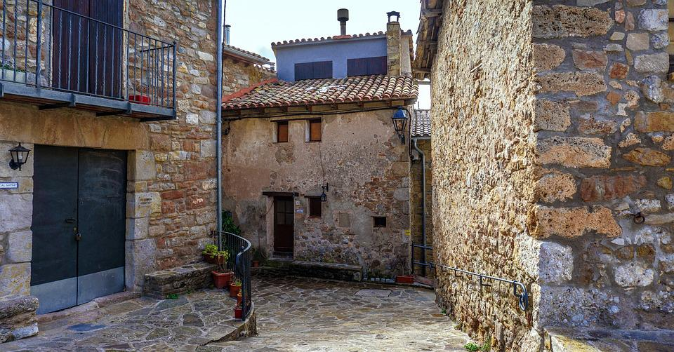 People, Corner, Rural, Tourism, Old, Architecture