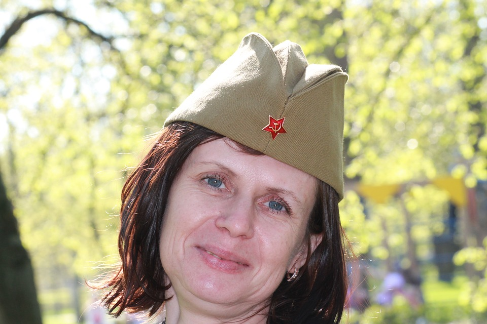 Soldier, May Holidays, May 9, Holiday, Russia