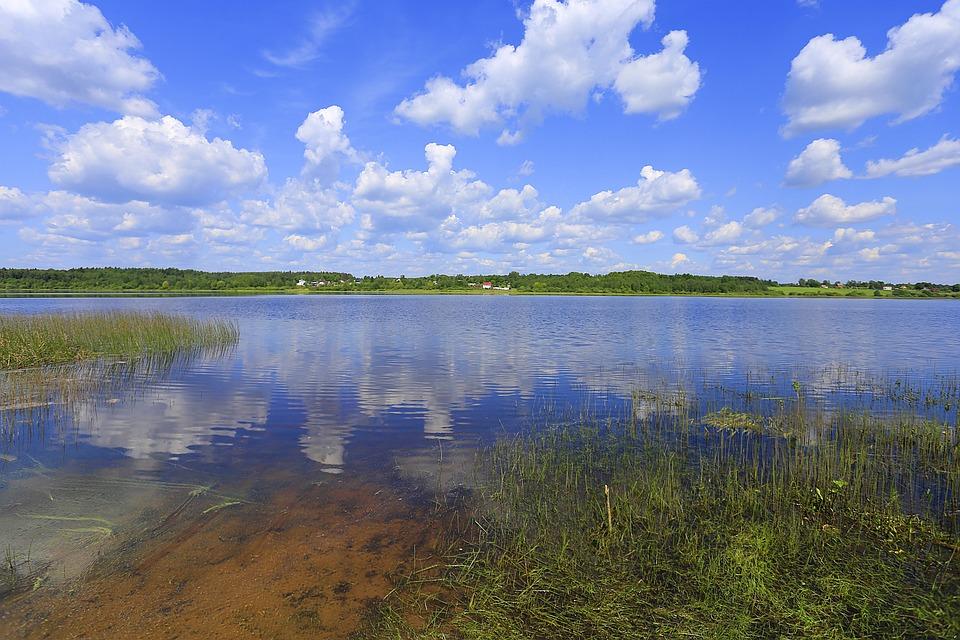 Nature, Beauty, Landscape, Russia, Summer, Journey