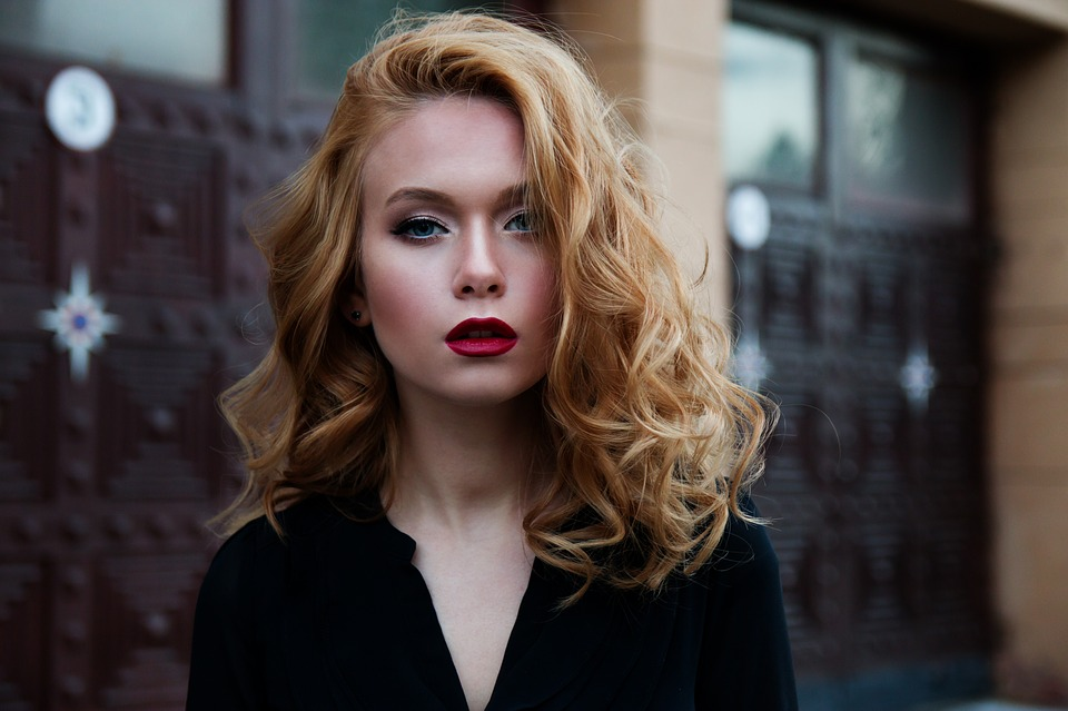 Girl, Red Hair, Makeup, Russian, Model, Beauty