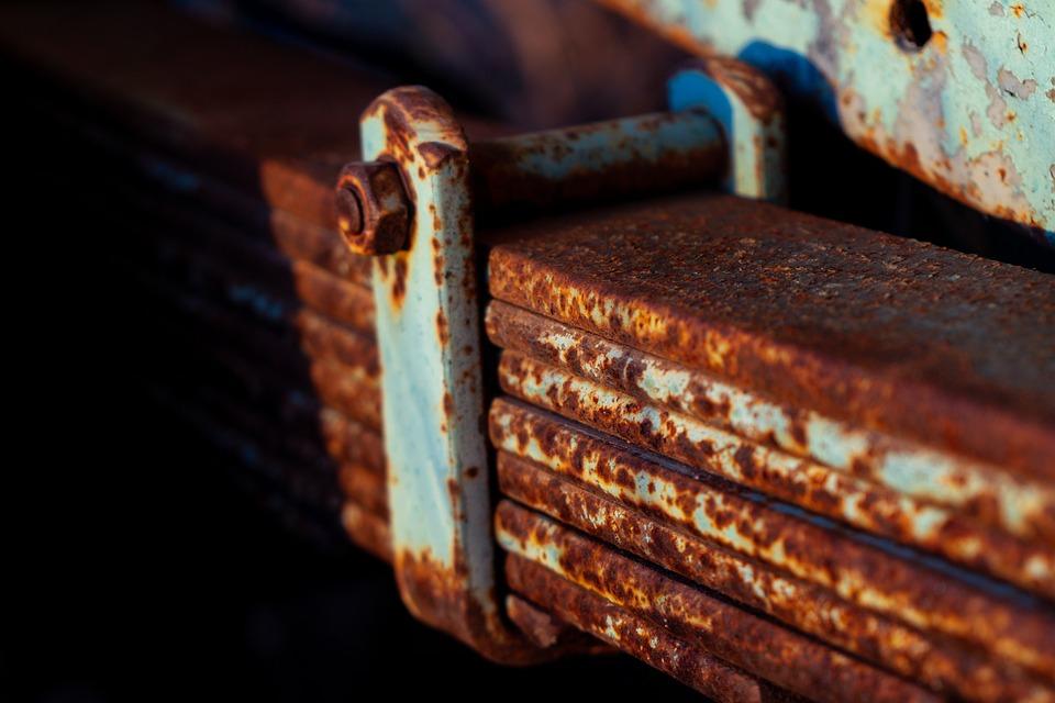 Iron, Oxide, Mechanism, Rust, Texture, Metal, Crossbow