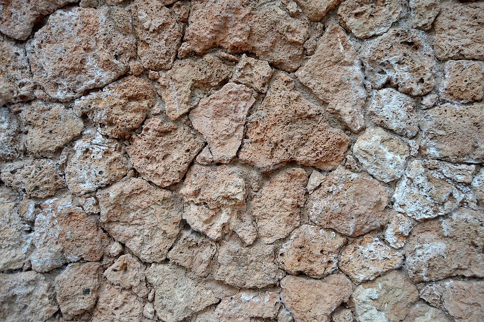 Stone, The Background Stone, Rustic, Wall, Background