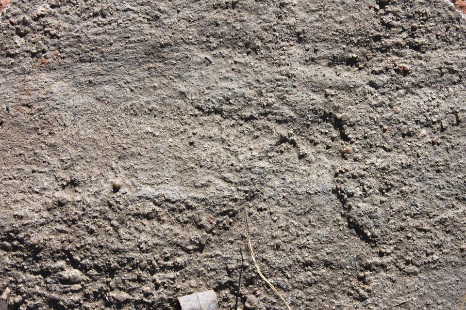 Wall, Concrete, Rustic, Soil, Earth, Floor