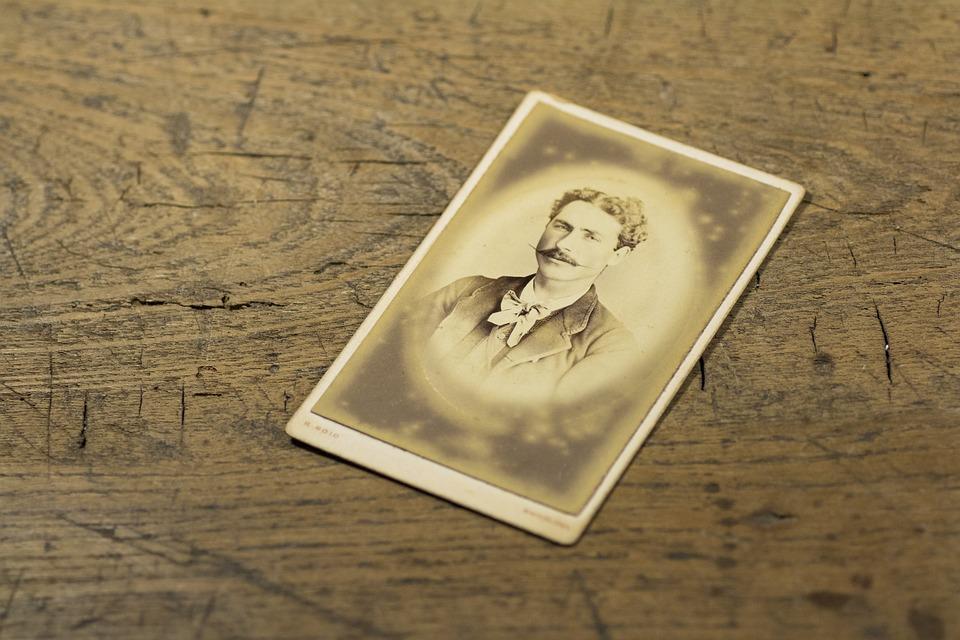 Wood, Old, Rustic, Vintage, Portrait, Old Picture