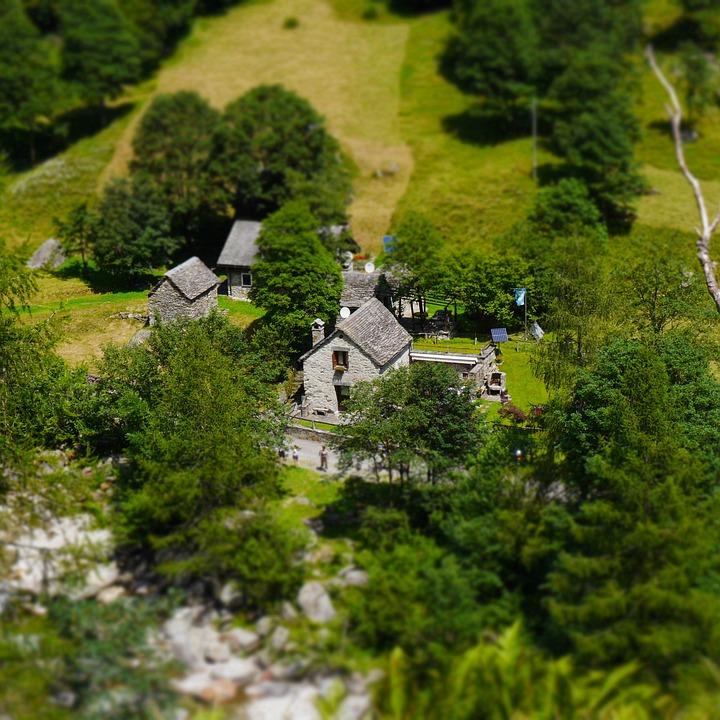 Bergdorf, Verzasca, Rustico, Stone House, Ticino