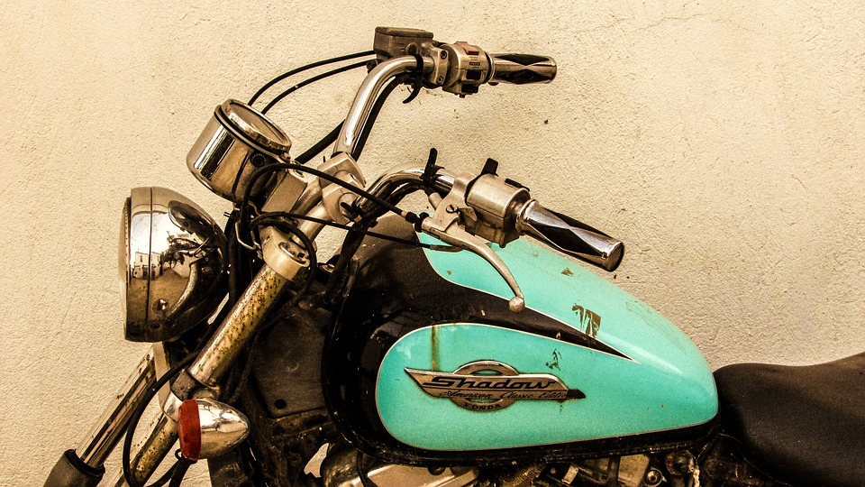 Motorcycle, Old, Rusty, Dusty, Vintage, Bike, Motorbike