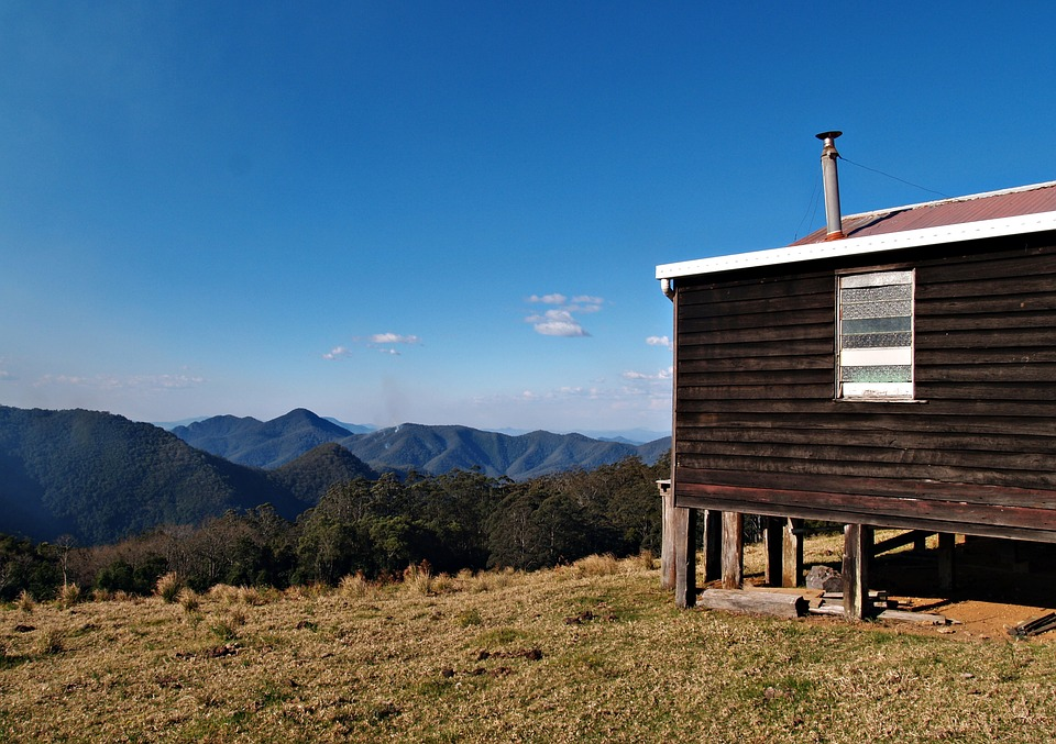 House, Homestead, Shack, Rustic, Rusty, Rusty Roof