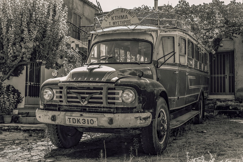 Old Truck, Lorry, Car, Rural, Vehicle, Vintage, Rusty