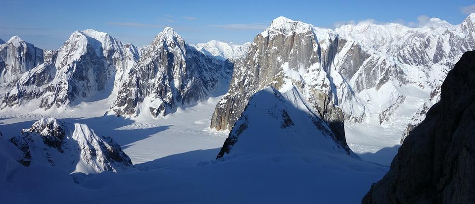 Ruth Gorge, Alaska, Alpine