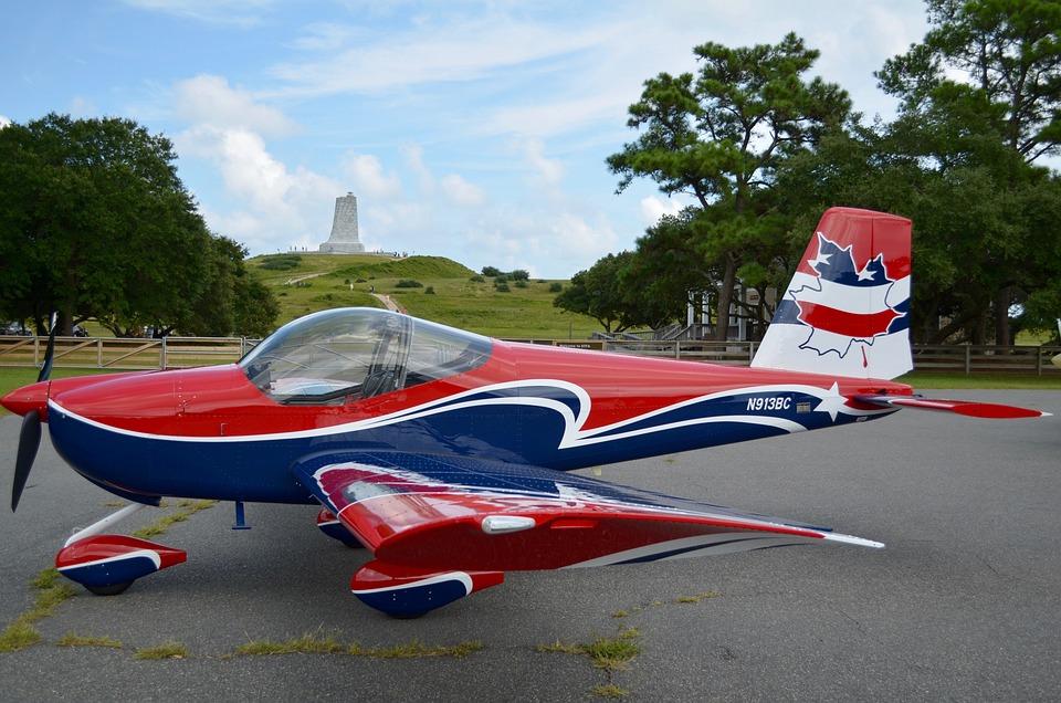 Rv-12, Airplane, Aircraft, Kittyhawk, Firstflight