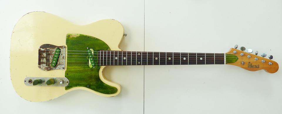Guitar, Electric, Ibanez, S-2352 Model, Lawsuit Era