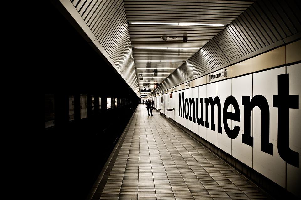 Platform, Metro, S Bahn, Gleise, Railway Station, Stop