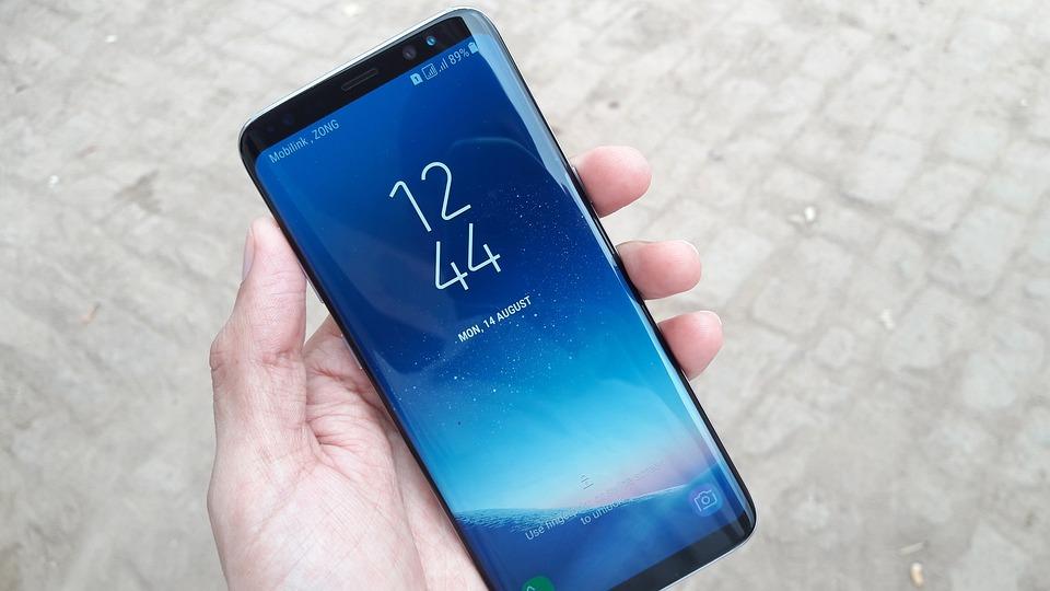 Samsung Galaxy S8, S8, Samsung, Galaxy, Mobile