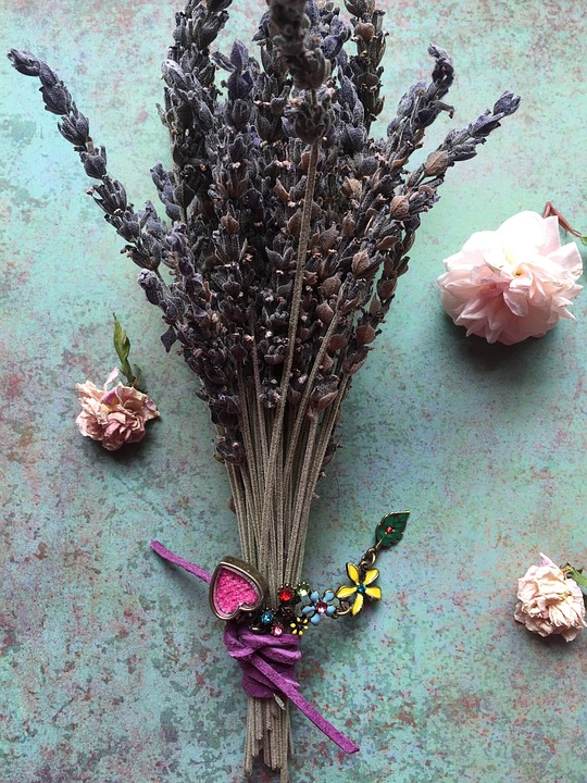 Lavender, Sachet, Herbal