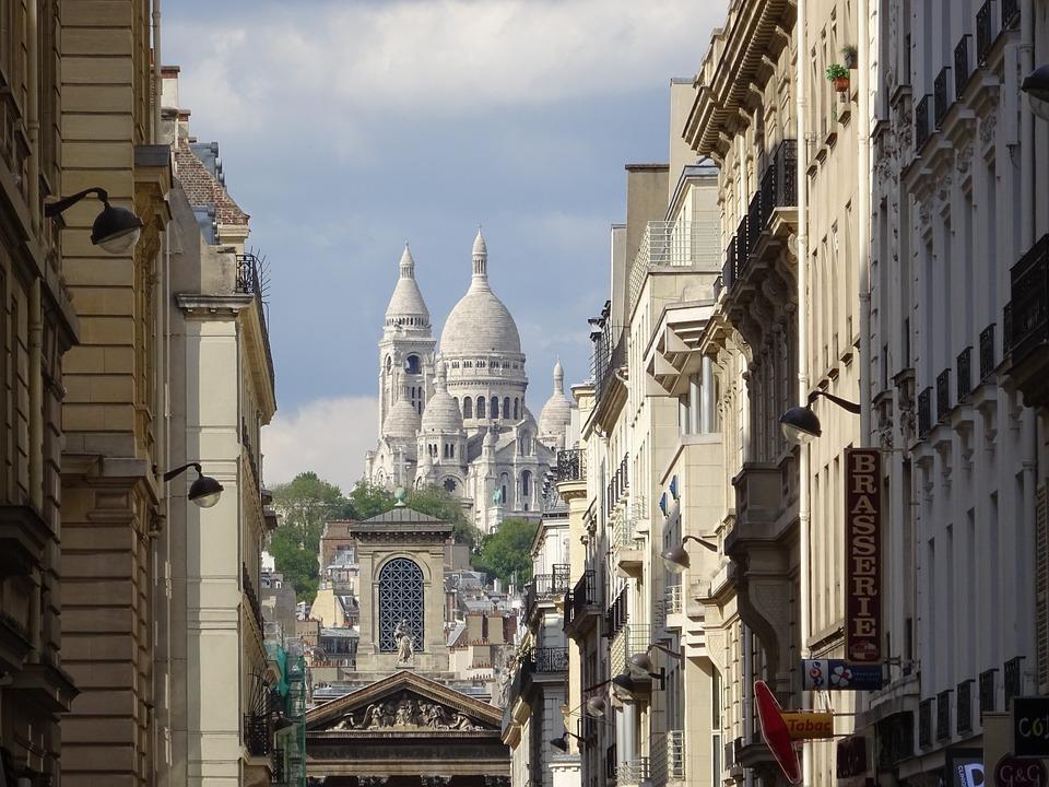 Paris, Church, Sacré Coeur, Sacre Coeur