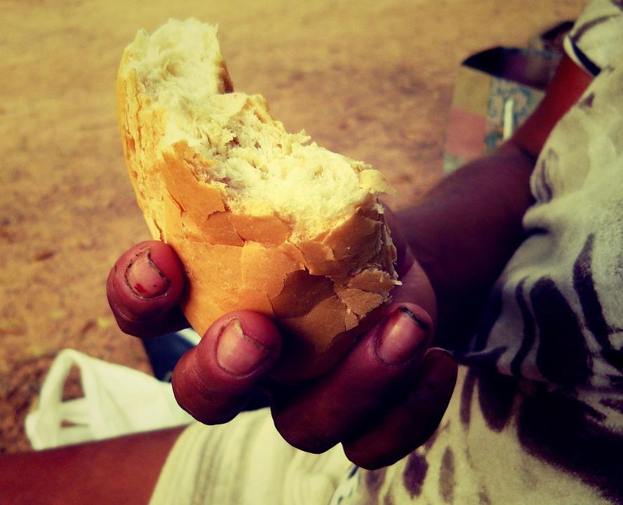 Hunger, Solidarity, Ills, Bread, Sadness, Pain