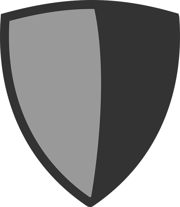 Shield, Protection, Security, Safe, Gray Security