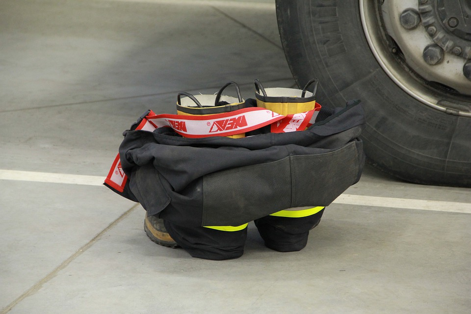 Fireman, Firefighter, Rescue, Boots, Emergency, Safety