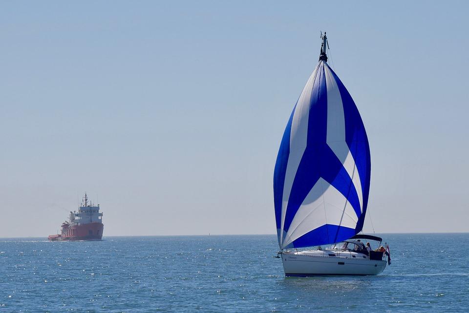 Sailing Boat, Sea, Ocean, Sail, Boat, Water, Ship