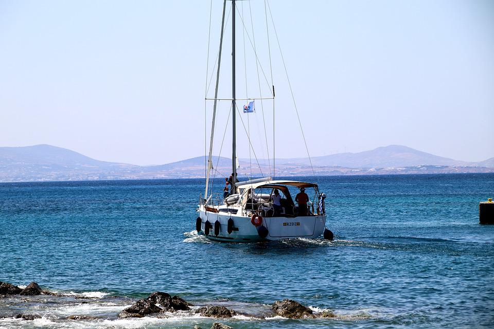 Yacht, Sail, Sea, Travel, Leisure, Sailing, Boat, Ocean