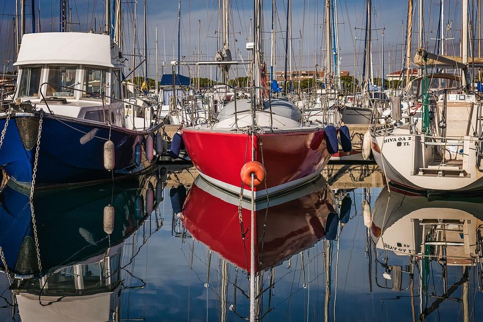Boot, Sail, Port, Holiday, Sailing Boat, Sea