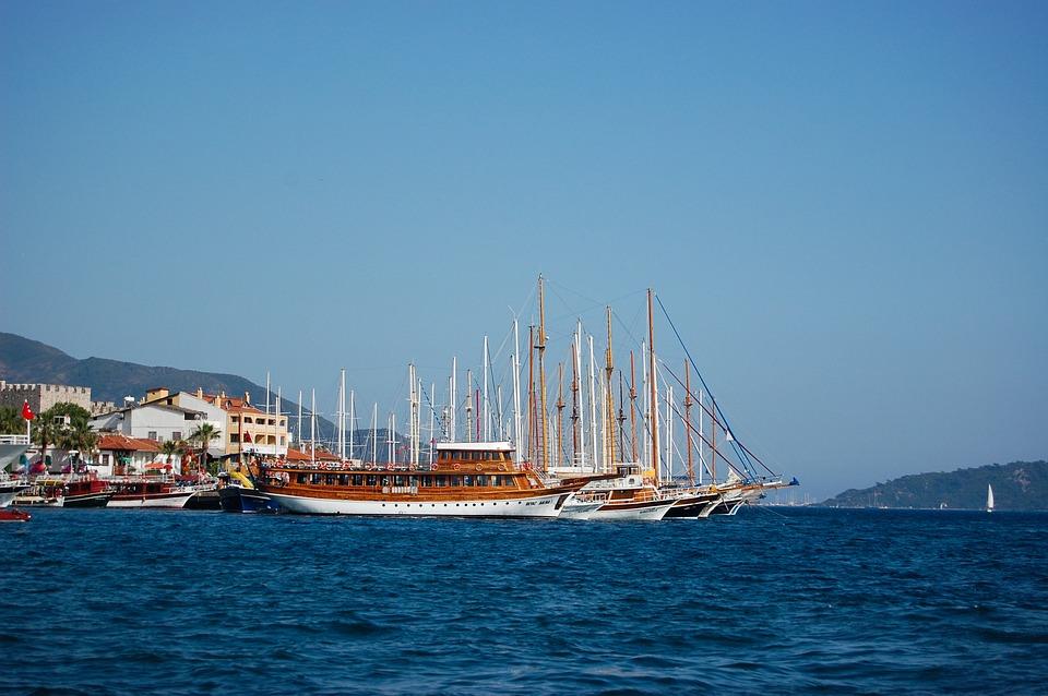 Ships, Sailboats, Sea, Holidays, Sail, Holiday, Water