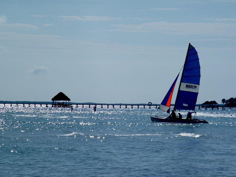 Sailing, Cuba, Boat, Sea, Caribbean, Sailboat