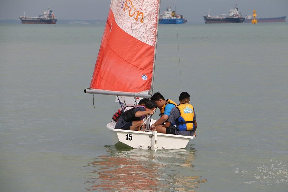 Sail, Boat, Sailing, Sailboat