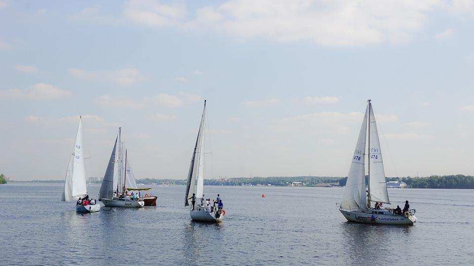 Sailboat, Sails, Sea, Boat, Travel, Ship, Yacht, Water