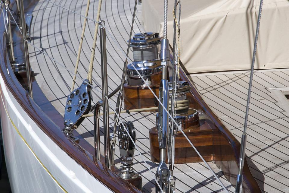 Boat, Sailboat, Wood, Port