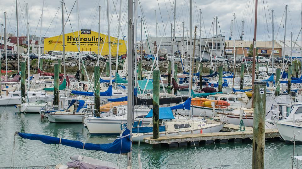 Port, Sailboats, Boats, Boat, Sailboat, Landscape, Sea