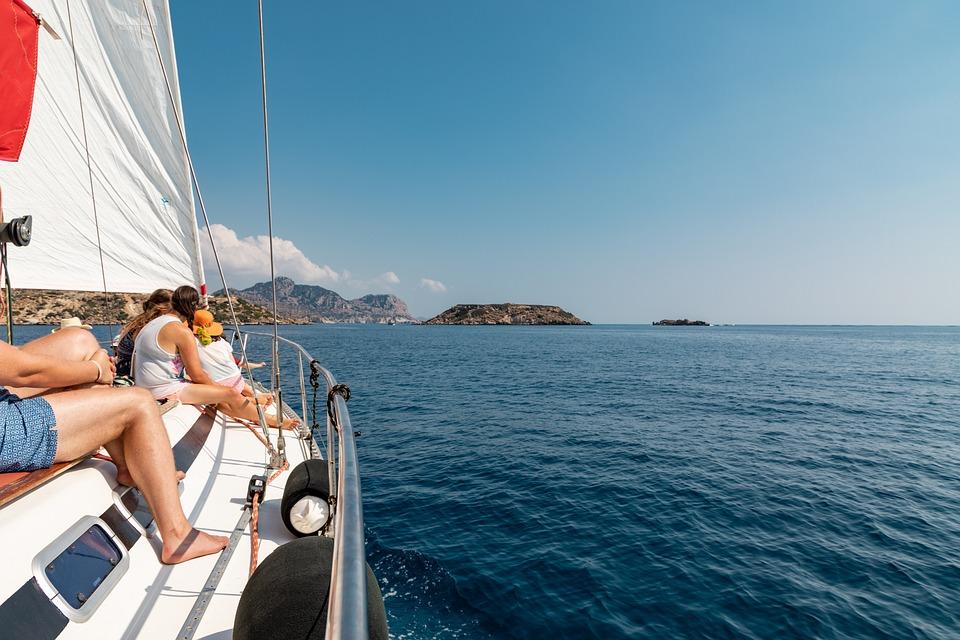 Sailing Boat, Boat, Sea, Water, Ship, Boating, Sailing
