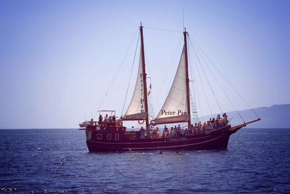 Ship, Sea, Waters, Boot, Sail, Sailing Boat, Nautical
