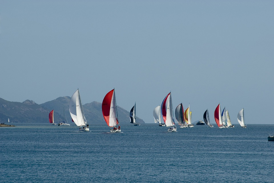 Regatta, Sailing, Boat Race, Sailing Boat, Sails, Ocean