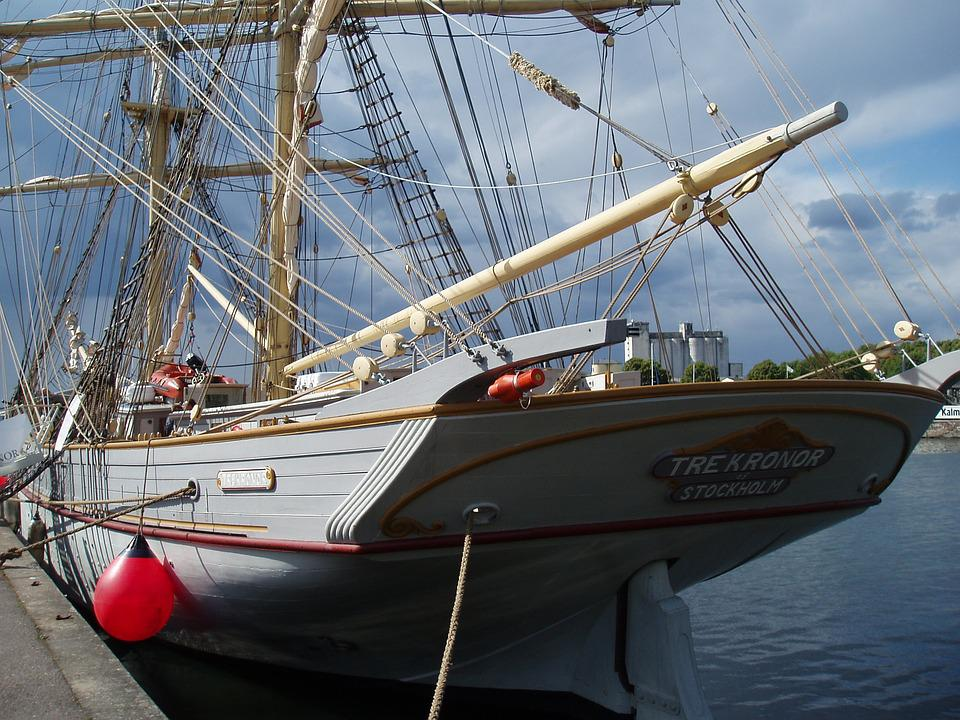 Boot, Ship, Transport System, Sailing Boat