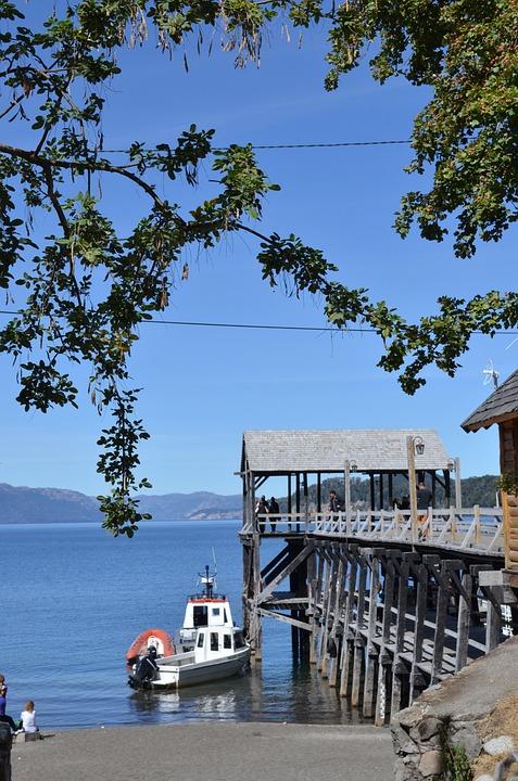 Dock, Sailing, Patagonia