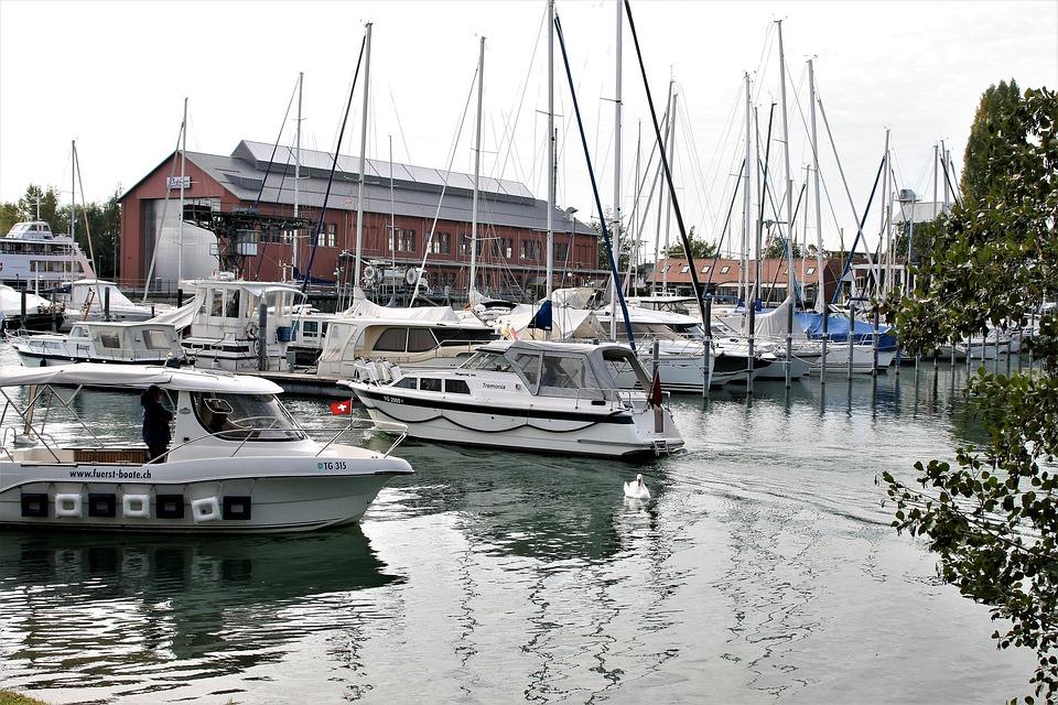 Port, Lake, Haven, Sailing, Marina, Bodensee