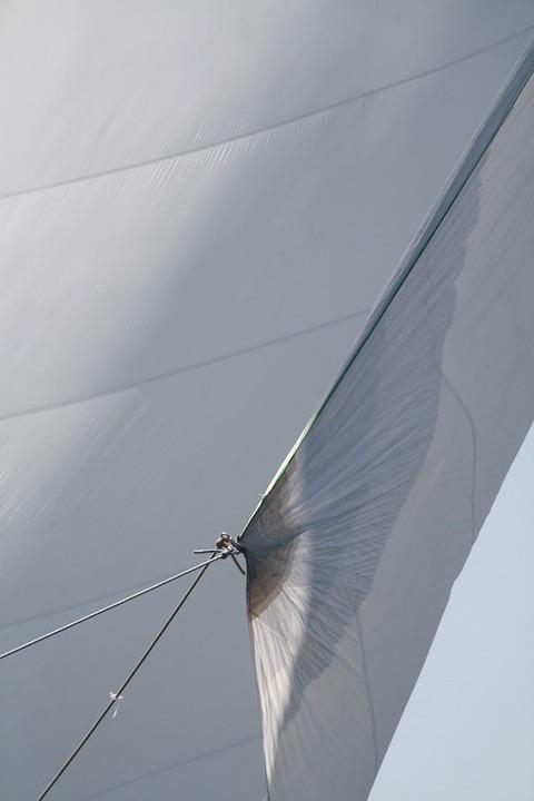 Sailing, Sailing Boat, Mediterranean, Cassis