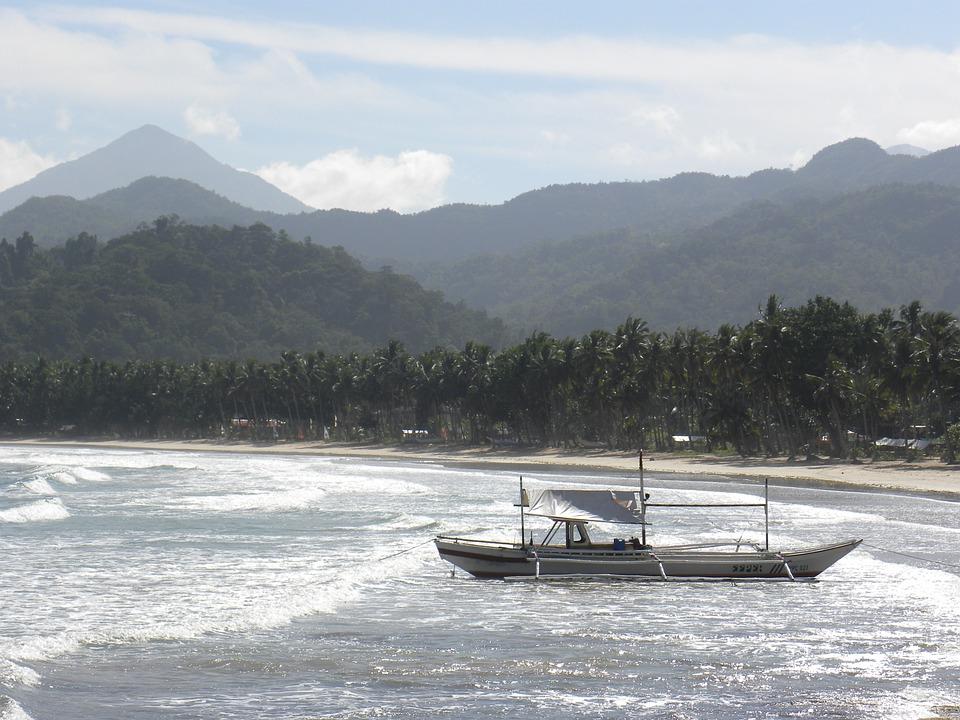 Beach, Sea, Fishing Boat, Sailing, Boat, Fishing