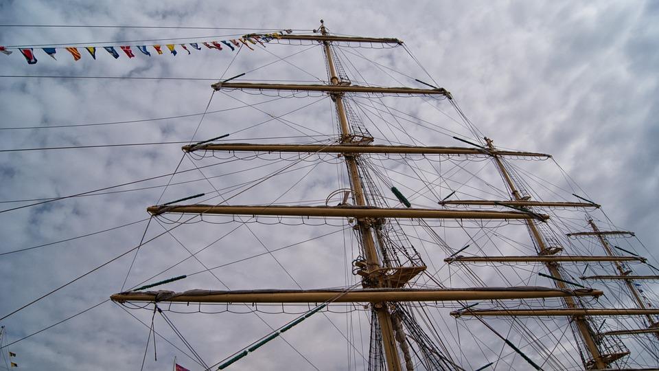 Mast, Sailing Boat, Masts, Boat, Sailing Ship