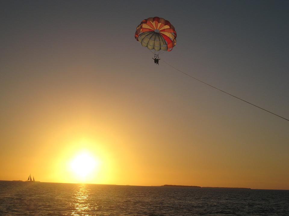 Sky, Sailing, Sea