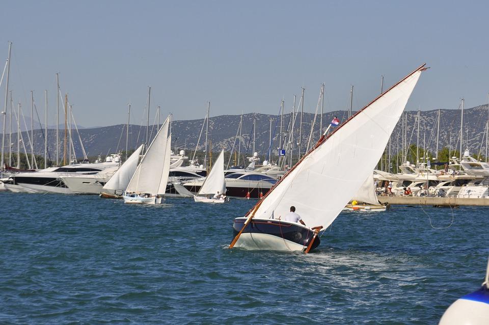 Croatia, Boot, Sail, Sailing Vessel, Rigging