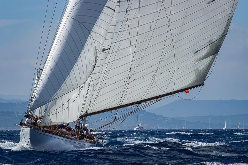 Boat, Sailing, Sailboat, Sea, Ship, Water, Ocean, Yacht
