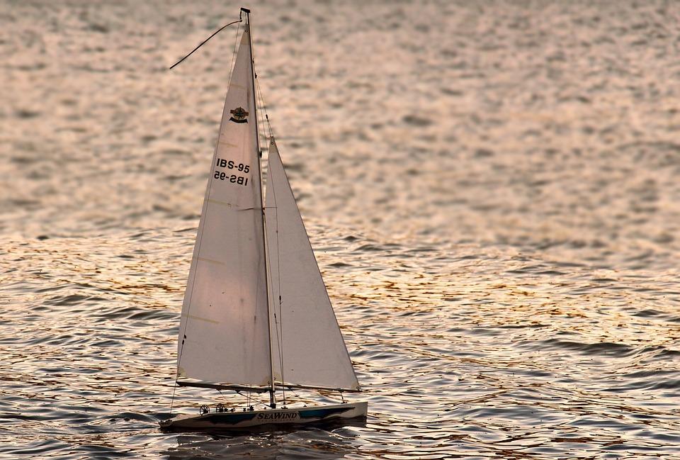 Sailing Boat, Sailing Yacht, Sailing Vessel, Ship