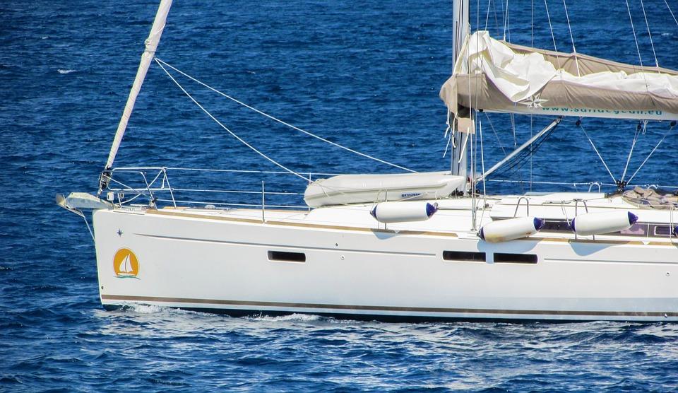 Yacht, Sailing, Sea, Summer, Boat, Yachting, Vacation