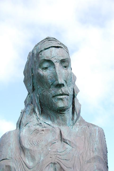 Cuthbert, Saint, Lindisfarne, Christianity, Monk, Faith