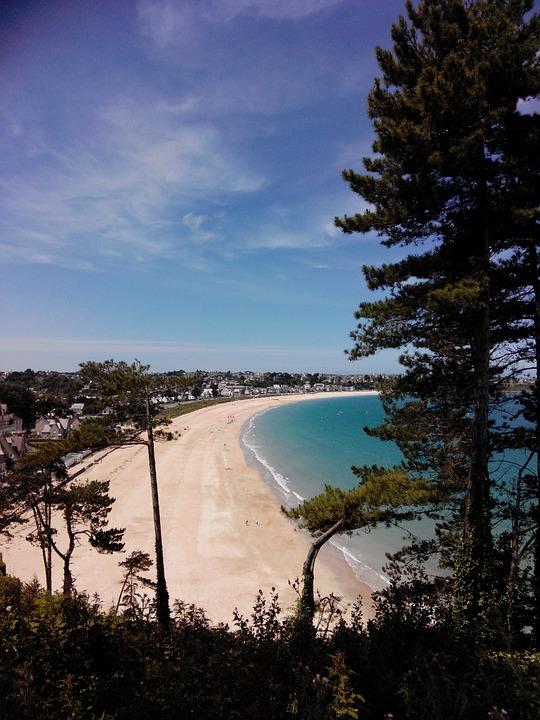 Beach, Saint-cast-leguildo