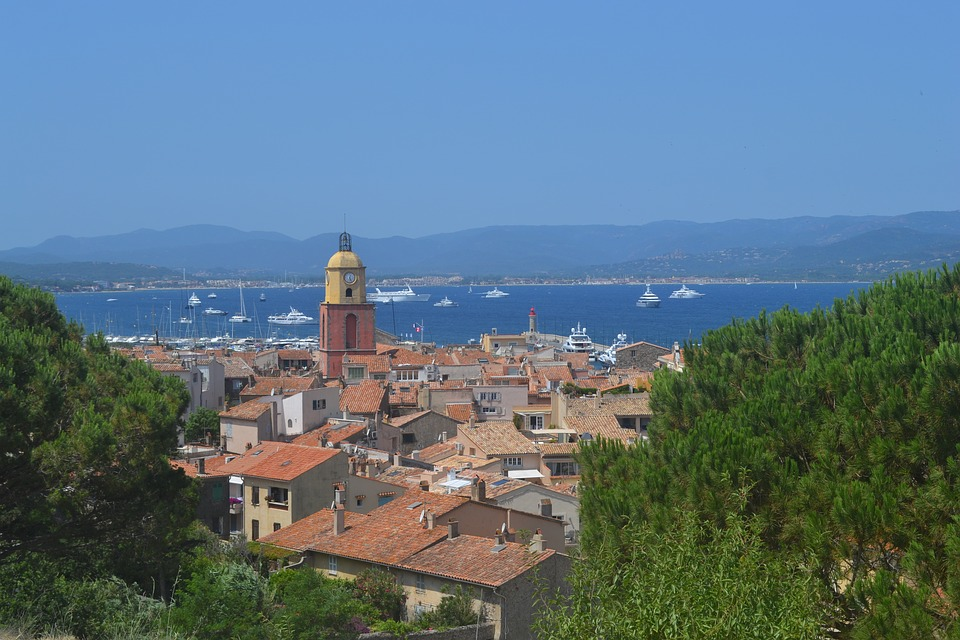 Saint-tropez, French Riviera, Mediterranean, France