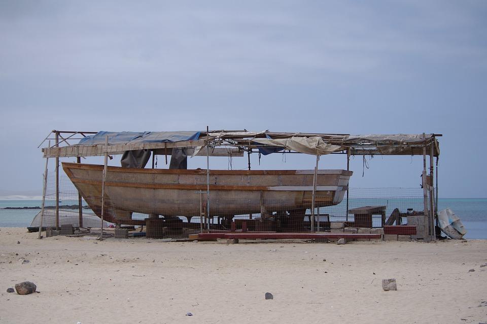 Free Photo Sal Rei Boa Vista Cape Verde Ship Max Pixel