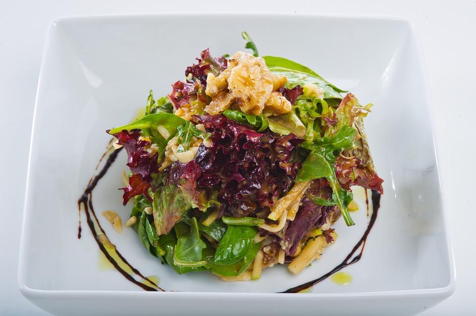 Salad, Gourmet, Gourmet Salad